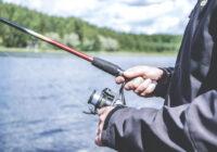 حلم صيد السمك بالسنارة